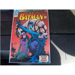 Batman Comic # 498
