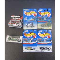 Lot Of 6 Die Cast Cars New In Package