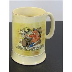 Arthur Wood Vintage Beer Mug From England