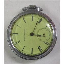 Elgin National Watch Co. # 1437946, Dates This Watch to 1883. It Is Missing The Crystal and The Seco
