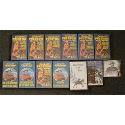 Sergeant Preston of the Yukon Sgt. Cassette CDs VHS