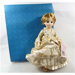 "VINTAGE MADAME ALEXANDER DOLL ""LUCY WEBB HAYES"" IN ORIGINAL BOX"