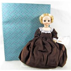 "VINTAGE MADAME ALEXANDER ""JANE FINDLAY"" DOLL IN ORIGINAL BOX"