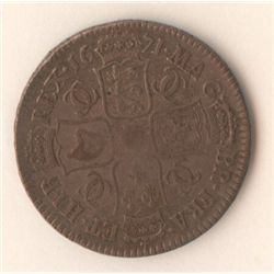 GB ½ Crown 1671
