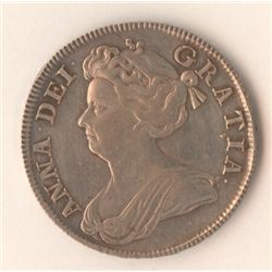 GB 1708 ½ Crown