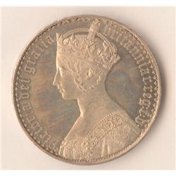 GB Gothic Crown 1847