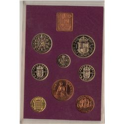 GB 1970 & 1971 Proof Sets
