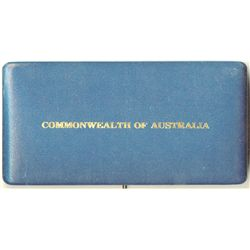 Australia 1966 Proof Set Box