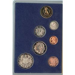 1985, 1986, 1987 Proof Sets