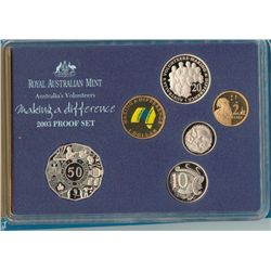 2003 Proof Set