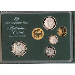 2004 Proof Set