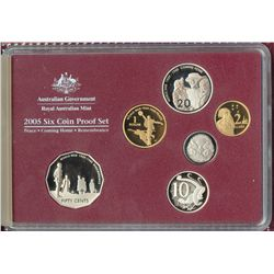2005 Proof Set