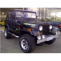 Willy's Jeep '50 General (V8 3422nm)