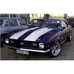 Chevy Camaro SS 400ci V8 '68