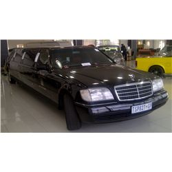 Mercedes Limmo 12 seater