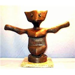 Max Ernst Original, limited Edition Bronze - Max Ernst  Original, limited Edition Bronze -  Unknown