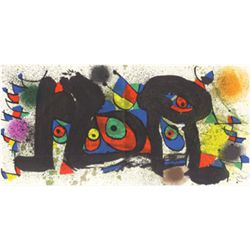 Joan Miro, Sculptures II