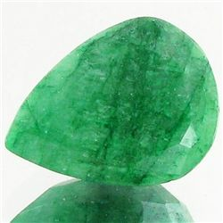 18.39ct Excellent Oval Cut S. American Emerald (GEM-21698)