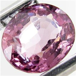 0.85ct Violet Tanzania Spinel Oval (GEM-33596A)