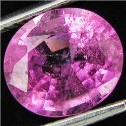 2.66ct Pink Tourmaline Appraised $963 (GEM-44263)