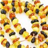 "Image 2 : 40twc Natural Amber Small Bead Strand 16"" (JEW-2999)"