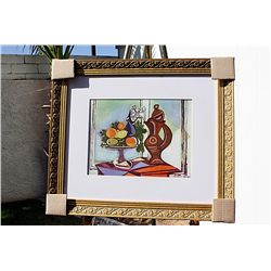 Still Life Dl  - Picasso - Limited Edition