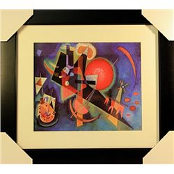 Wassily Kandinsky Limited Edition-IN BLUE