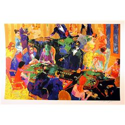Leroy Neiman Double Signed Lithograph - Ballarat-