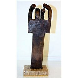 Eduardo Chillida  Original, limited Edition  Bronze