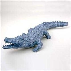 Alligator Garden Sculpture