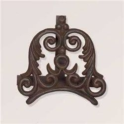 Ornate Garden Hose Holder