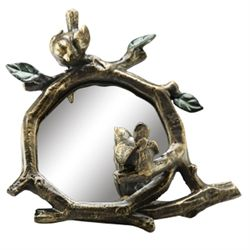 Bird & Branch Mirror