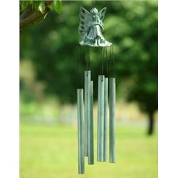 Angel Tube Wind Chime