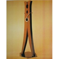 Clothespin by Claes Oldenburg  Lithograph