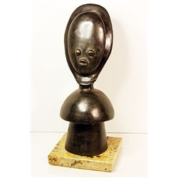 Max Ernst  Original, limited Edition Bronze - LA TOURANGELLE