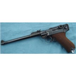 WWI 1914 dated Artillery Luger
