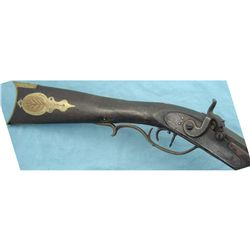 JS Johnston Full Stock Kentucky Rifle