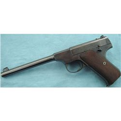 Colt Woodsman First Series 22 cal Pistol