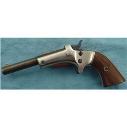 Antique Stevens Tip-up Pistol