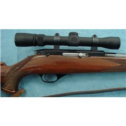 Weatherby Model XXII 22 cal. Rifle