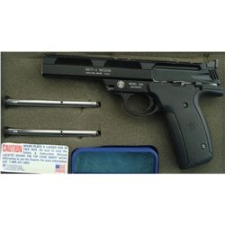 Smith & Wesson Model 22 A Target Pistol