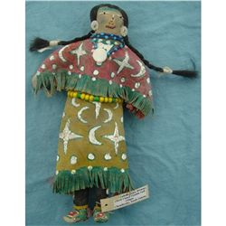 Lakota Sioux Ghost Dance Doll