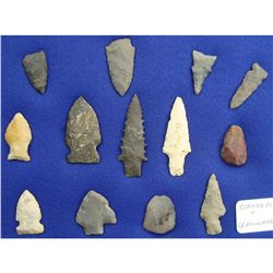 Display of Arrowheads