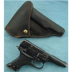 Japanese Type 94 Pistol w/Holster