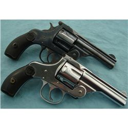 Pair of Nice H&R Top Break Pistols