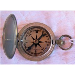 Compass marked U S - 1 3/4""