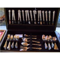 Oneida - 1881 Rogers Flatware Service for 8
