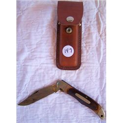 Schrade Old Timer pocket knife USA 1250T8 3/4""