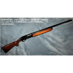 Remington 20 GA. Shotgun
