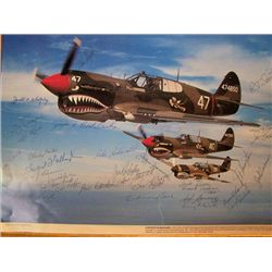 Picture of Curtiss P-40 Warhawk